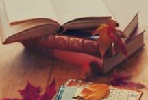 Autumn Reads / Seasonal reading for adults and children alike.