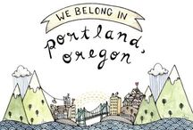 + keep Portland weird + / a collection of interests in Portland & the Pacific Northwest, in general!  / by Annalise Newton