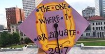 Graduation Time / Every May and December a new class of proud Rams celebrate their hard work with friends and family. Here's where we share some of those stories and tips to make the most of this amazing time!