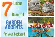 Garden Helpers & Accents / Prepare for Spring with Fresh Finds. We have great products to start your garden prep for the upcoming season. And delightful spring hues to decorator your home.