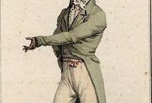 Regency Costume - Gentlemen