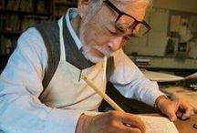 Illustration - Hayao Miyazaki