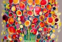Painting inspiration / by Nicole McDonald