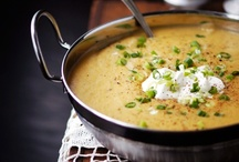 Vegetarian soup recipes / by Becca @ Amuse Your Bouche