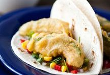 Vegetarian Mexican inspired recipes / Mexican inspired vegetarian recipes / by Becca @ Amuse Your Bouche
