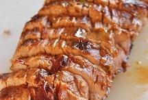 Savory: Pork / by Ashli Welsh