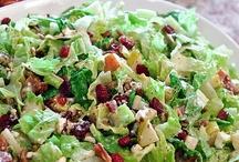 Savory: Salads / by Ashli Welsh
