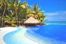 Escape to Paradise / Take me here with a margarita in hand.  / by Margaritaville Cargo