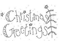 Christmas Stitchery