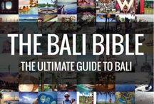 Honeymoon :: Bali / by Hailey Anevich