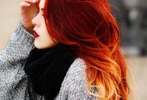 Hair | Balayage and Ombre / Ombre, Balayage, and hair painting inspiration!