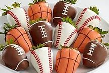 Sports Themed Food / by Custom Sports Cards