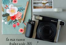 Instaxlove / Fujifilm instax ideas and inspirations
