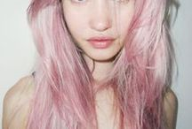 Hair l Pink Palettes
