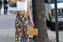 Spring/Summer Daytime Fashion
