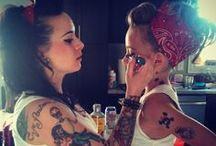 {Tattoos} / by Kandice Olthof