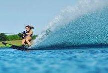 Waterski Girls / Women of Watersports.  Waterski, wakeboard, wake surf !