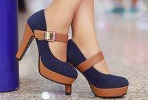 Fashion: Shoe Envy / I like shoes. Period.  / by Sarah Kelly