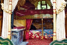 In The Gypsy Wagon / Good use of space. Small, solid, useful items for the wagon or tiny house. / by Gypsy LeeLee