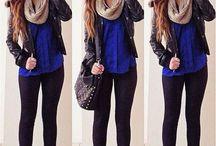 Fall/Winter Daytime Fashion