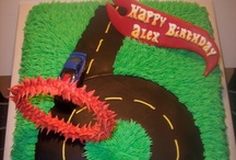 Hot Wheels Party / by Chris McNeal
