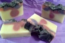 Soap / Handmade Soaps with skin loving ingredients by Elle's Elations.   www.elleselations.com