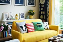 """dé¢◎я / """"Decorating golden rule: Live with what you love."""" ~Unknown"""