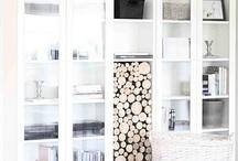 Bookcase / Bookcase, Library, bookshelf