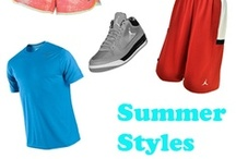 Summer Styles / Shop at a Hibbett Store near you or online at www.hibbettsports.com for the latest summer styles!  / by Hibbett Sports®