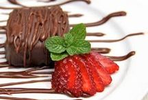 Chocolate Obsession / Chocolate dessert recipes.