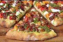 "Pizza ""Possessed""! / Why be content with the same old pizza? Try some of these fabulous, unique recipes!!"
