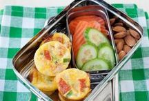 "Lunch Box: Real Food Style / Real food lunch ideas & recipes for packing a healthy lunch box curated by the author of ""The Healthy Lunch Box"" / by Katie Kimball (Kitchen Stewardship)"