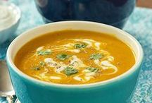Soup / Soup recipes- healthy and comforting