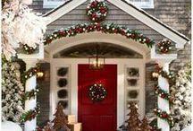 CHRISTmas / Christmas ideas and decor. / by Sarah Jordan