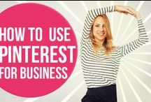 Pin-spiration  / Using Pinterest for businesses and brands.