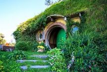 Hobbit Hole / The Hobbit: An Unexpected Journey, The Desolation of Smaug, The Battle of the Five Armies