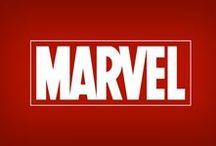 MARVEL / MARVEL, Super Heroes, Comics, etc.
