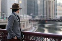 Men's Fashion / by Tatiana Nelson