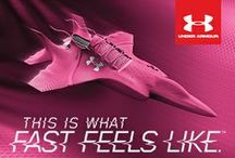 Speedform  / This is what fast feels like. Speedform from Under Armour  / by Hibbett Sports®