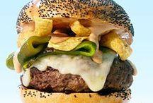 Burger Plate / by Sarah Jordan