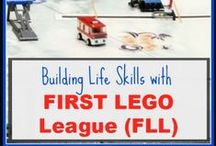 Big Bot Theory / Ideas for BBT and FLL / by Chris McNeal