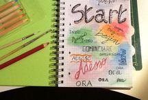 Art journal (a modo mio!)