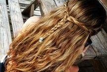 Haircare / Inspiration for lovely locks!