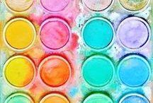 True Colors / Color pallets and schemes...