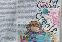 Bible Journaling / by Chris McNeal