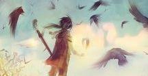 Amazing fantasy art