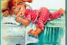 Картинки спокойной ночи ребенку