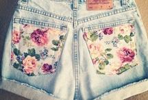 Clothes / by Jennifer Parker