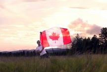 canada / our home and native land
