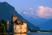 Favorite Places & Spaces / France's places / by Magic MERLIN